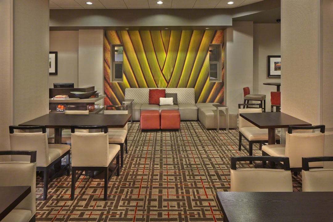 Courtyard Marriott – St. Petersburg, FL