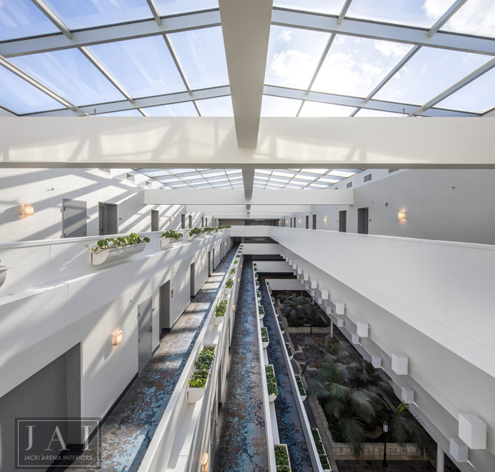 Behind The Design: Hyatt Regency Orlando International Airport