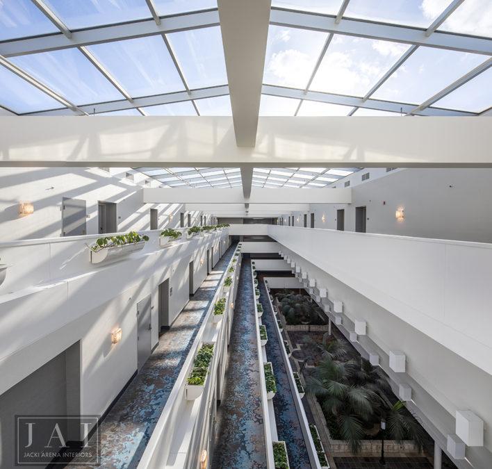 Behind The Design: Hyatt Regency Orlando International Airport