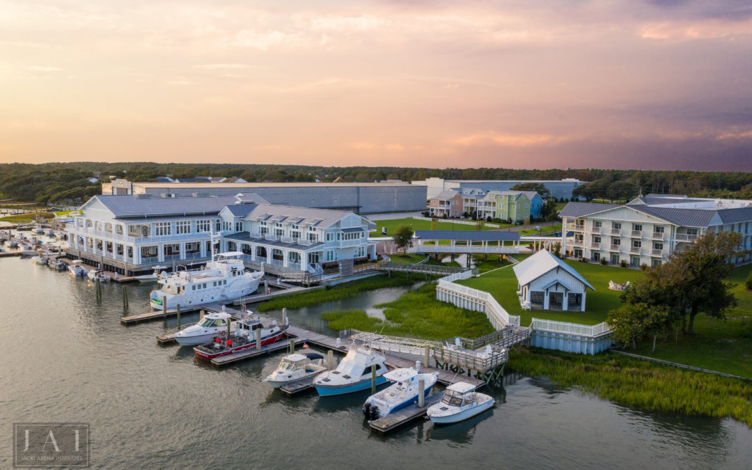 A Look Back: The Coastal Charm of Beaufort Hotel, NC