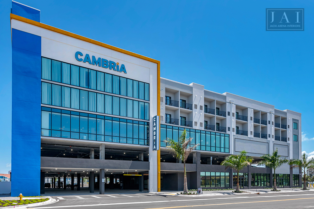 Project Highlight: Cambria Hotel St Petersburg-Madeira Beach Marina, FL
