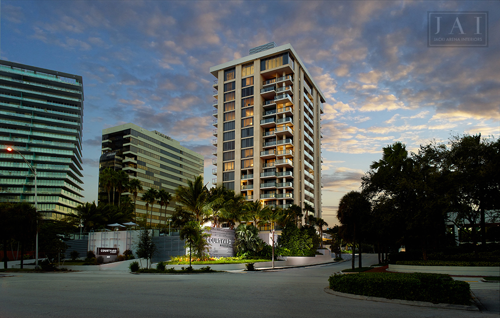 Project Highlight: Courtyard Miami Coconut Grove